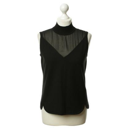 Karen Millen Sweater with zipper detail