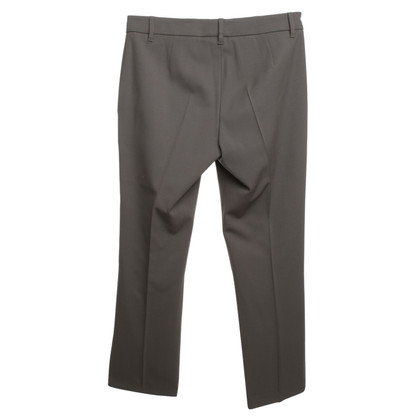Brunello Cucinelli Pleated trousers taupe