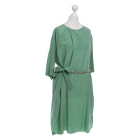 Dorothee Schumacher Silk tunic with waist girdle