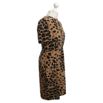 Burberry Silk dress in bicolor