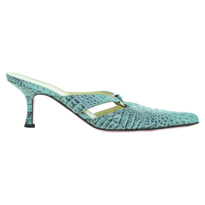 Emanuel Ungaro Pumps in mint Green