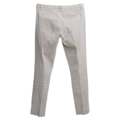 Gucci pantalon rayé
