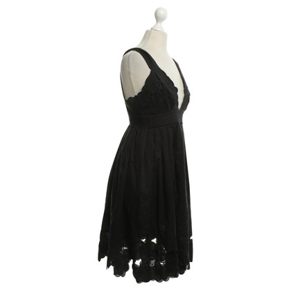 Other Designer Catherine Malandrino dress in black
