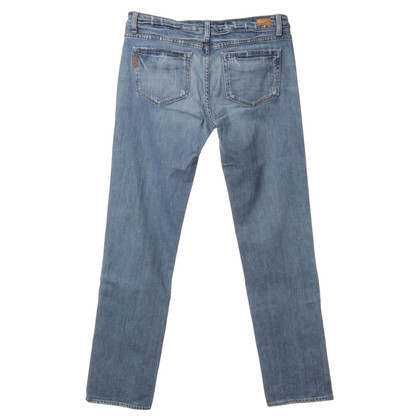 "Paige Jeans ""Jimmy Jimmy"" in blue jeans"