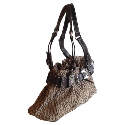 Aigner Handbag with logo pattern