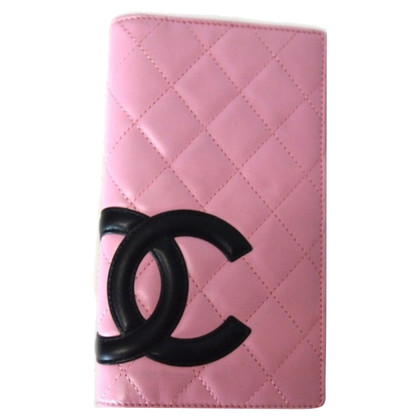 "Chanel ""Ligne Cambon Wallet"""
