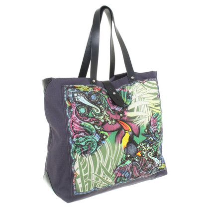 Etro Shopper with print
