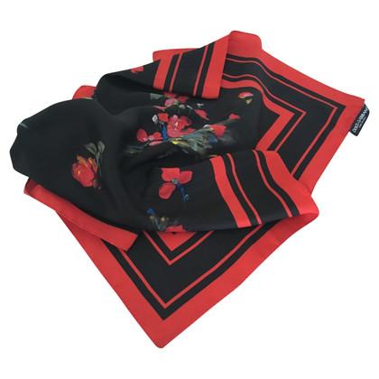 Dolce & Gabbana zijden sjaal