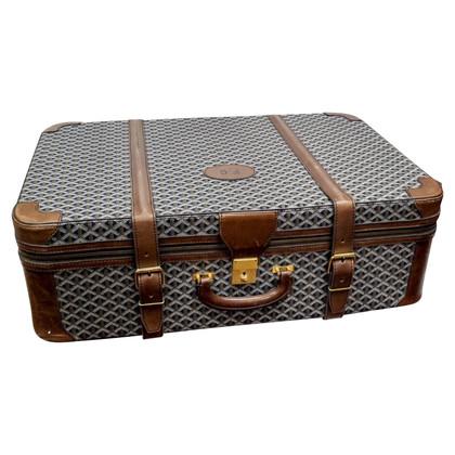 Goyard overnight bag