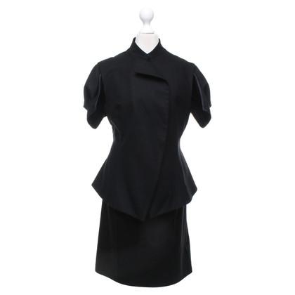 Yves Saint Laurent Puristisches Kostüm