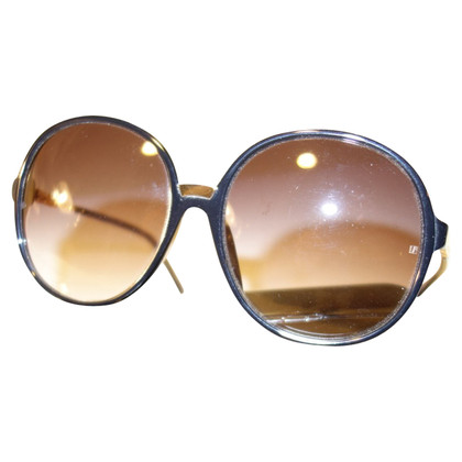 Linda Farrow Oversized Sonnenbrille