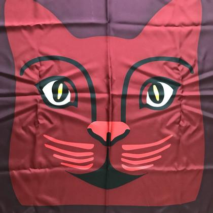 Loewe Foulard di gatto