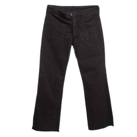 Isabel Marant Jeans in Schwarz Schwarz