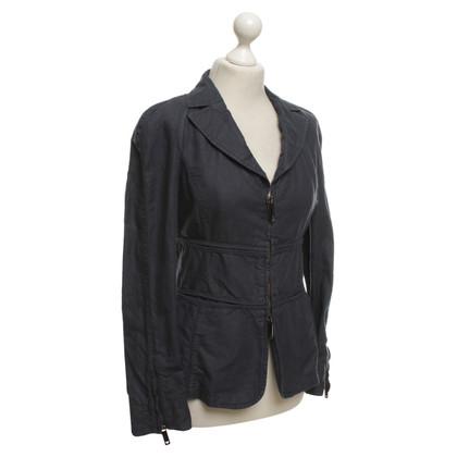 Armani giacca sportiva in blu