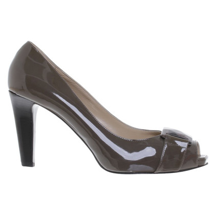 Fratelli Rossetti Peep-toes in patent leather