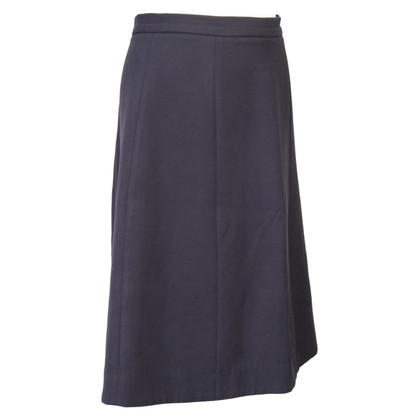 Cos skirt in dark blue
