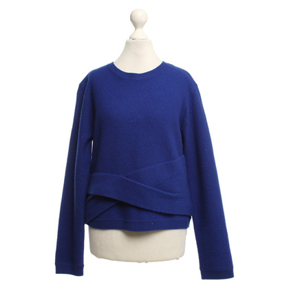 Cos Sweater in royal blue