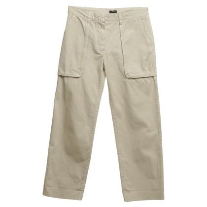 Joseph Pantaloni in beige / grigio