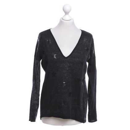 Karen Millen Sweatshirt with stars