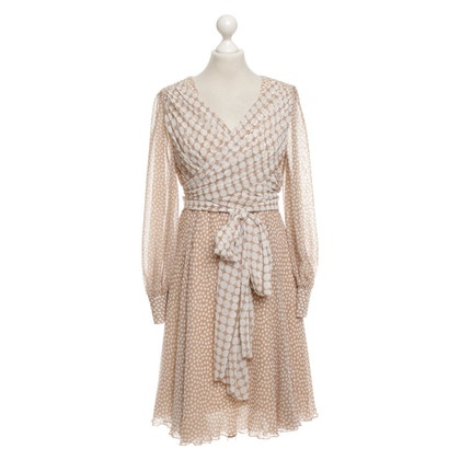 Addy van den Krommenacker Dress with dots pattern