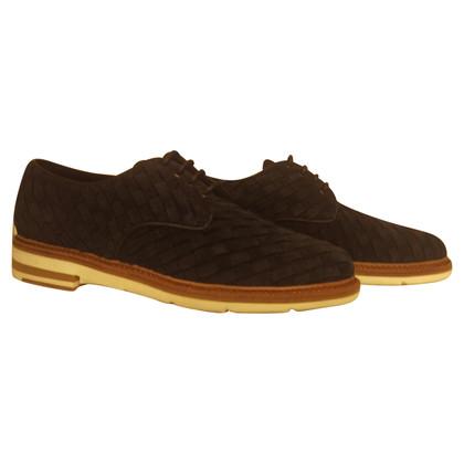 Santoni Suede shoes