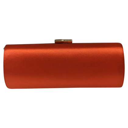 Jimmy Choo Handtasche in Orange