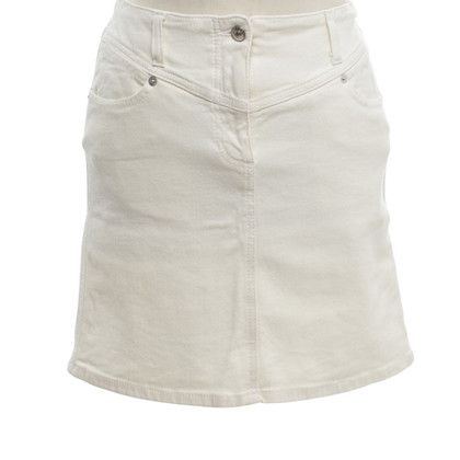 See by Chloé Jeans-Rock in Creme