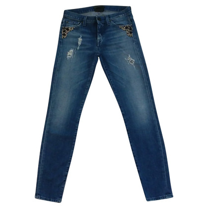 7 For All Mankind Jeans with stone trim