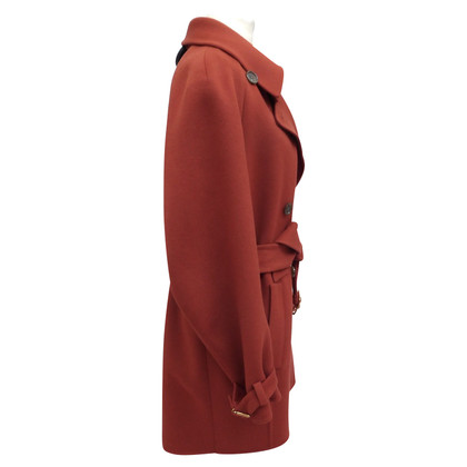 Akris manteau en cachemire double-face