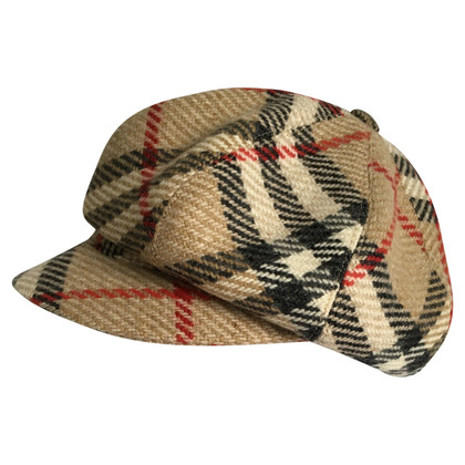 Burberry Hat.