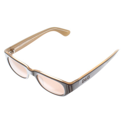 Dolce & Gabbana Sunglasses in Bicolor