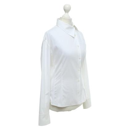 Gucci Bluse in Weiß