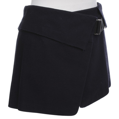 Isabel Marant Mini skirt in dark blue