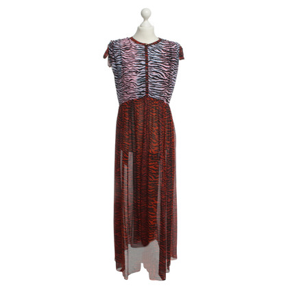 H&M (designers collection for H&M) Long dress with animal print