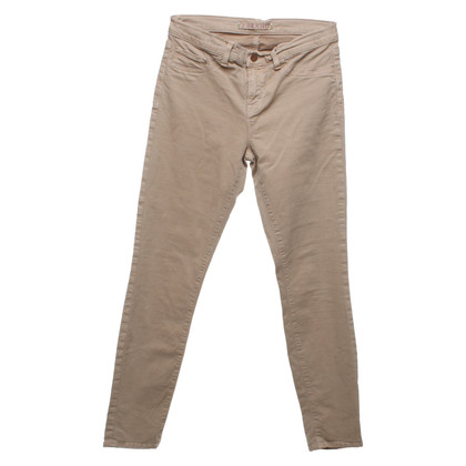 J Brand trousers made of cotton