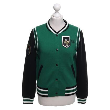 Maje Jacket in green