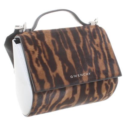 Givenchy Shoulder bag with animal print
