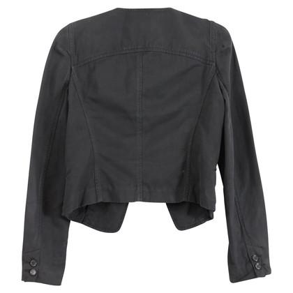 Isabel Marant asymmetrische jas