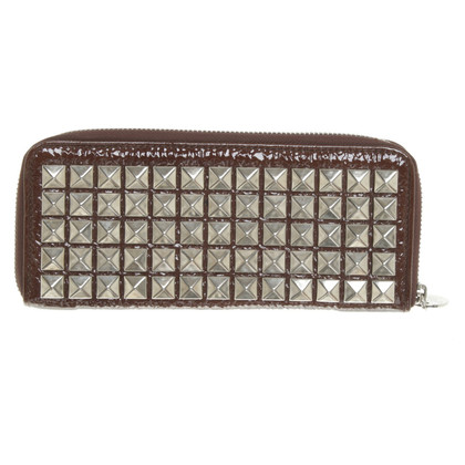 Patrizia Pepe Wallet with studs