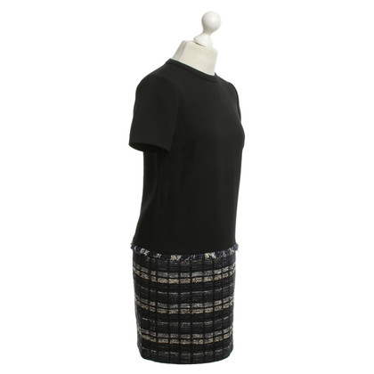 Proenza Schouler Bouclé dress in black