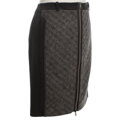 Marc Cain skirt with pattern
