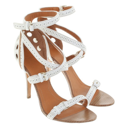 Givenchy Sandals in White
