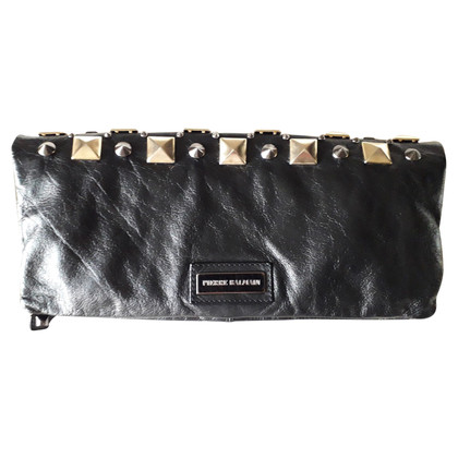 Pierre Balmain Balmain clutch bag in leather