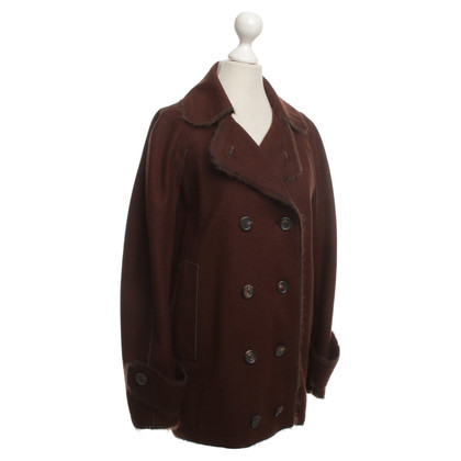 Moschino Jacket in Brown