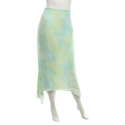 Roberto Cavalli skirt made of silk