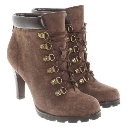 Ralph Lauren Ankle boots from suede