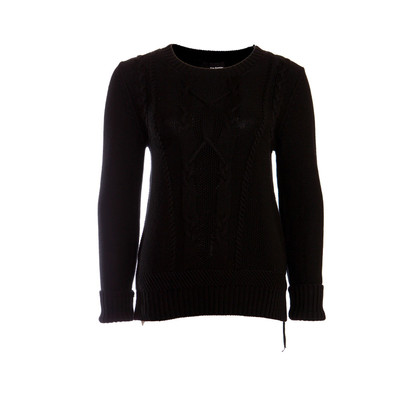 The Kooples Sweater in black