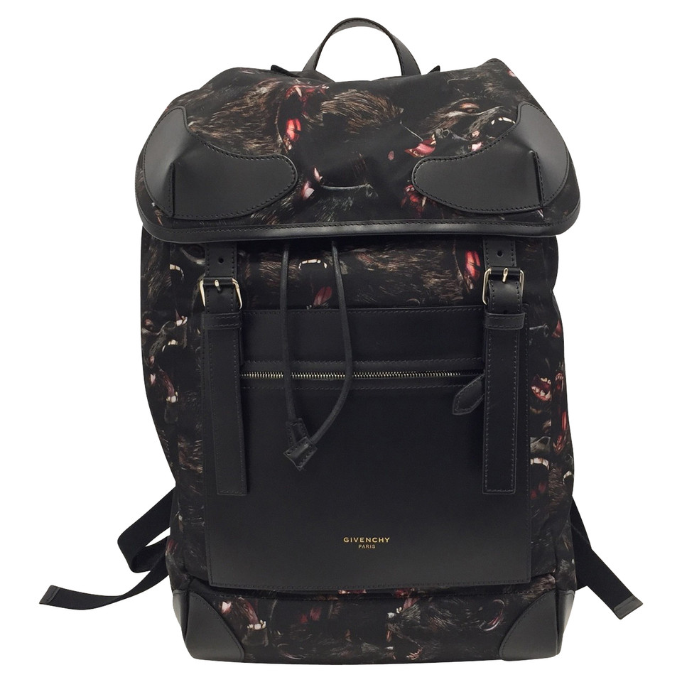 Givenchy Backpack with leather details