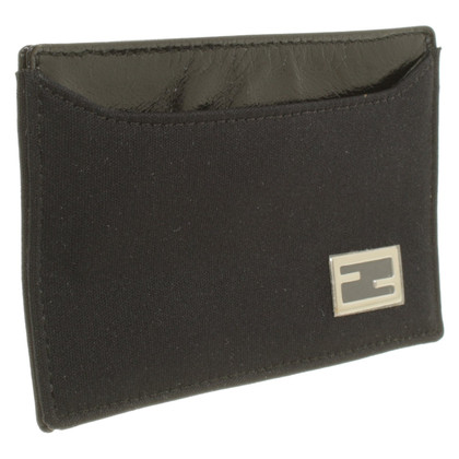 Fendi Card case in black