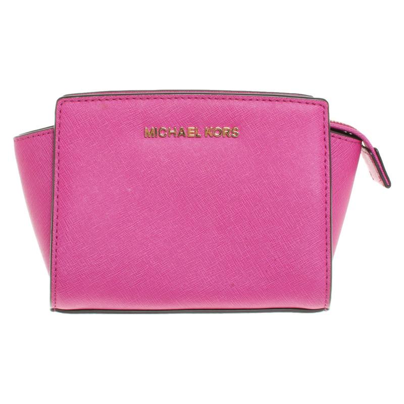 Michael Kors Umhänge Tasche rosa